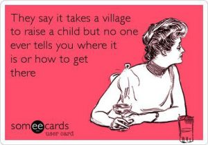 village ecard